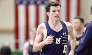 How .02 Seconds Earned Jake Brophy a Permanent Place in the Navy Track & Field Record Books