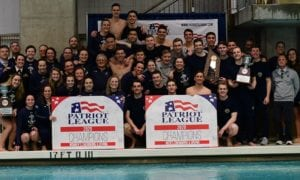 How Navy Swimming Came to Dominate the Patriot League (And Why That's Not Changing Anytime Soon)