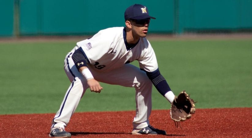The Story Behind Navy Baseball's Record-Setting Start . . . And Its Sudden Finish