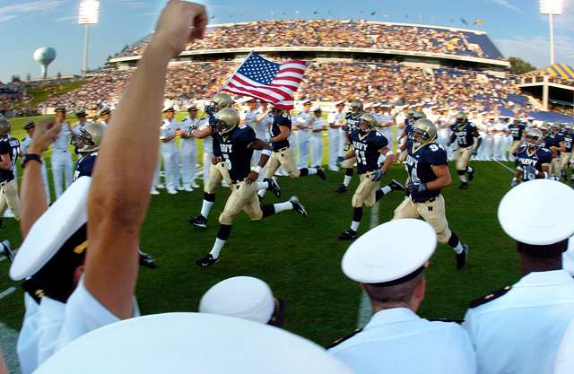 The Top 5 Navy Quarterbacks in the Triple Option Era (Part 2)