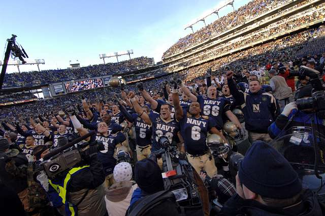 The Top 5 Navy Quarterbacks in the Triple Option Era (Part 1)