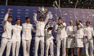 Three Races, One King's Cup:  A Look Back at How the Navy Rowing Team Became the Toast of the Henley Royal Regatta