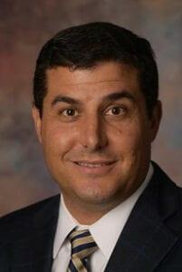 Navy Men's Lacrosse Coach Joe Amplo