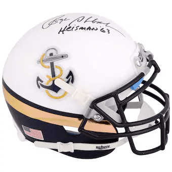 Navy Football Helmet Collectable