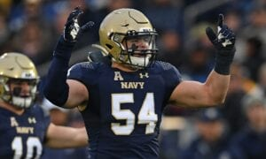 Confusion, Pressure & Chaos:  A Breakdown of Navy's Defense From a Fan's Perspective