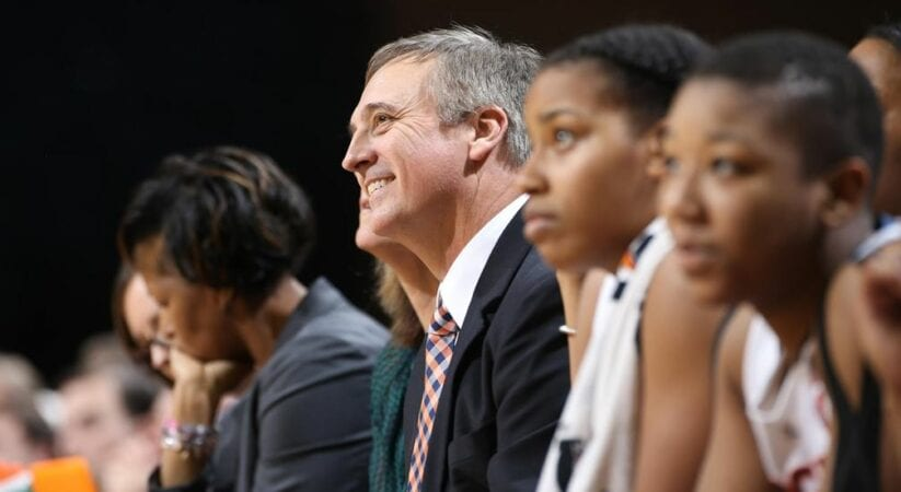 Why Hiring Tim Taylor as the Navy Women's Basketball Coach Makes Total Sense