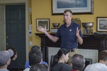 "Mastering ""Swing"": How a Navy Rowing Champion Is Using His Experience to Build High Performing Teams in the Business World"