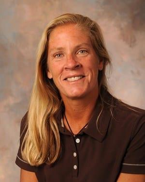 Navy Women's Soccer Coach Cain Gabarra