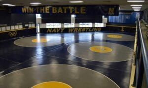 Navy Wrestling Fans Can't Wait for Next Season . . . and Coach Cary Kolat Is the Reason Why