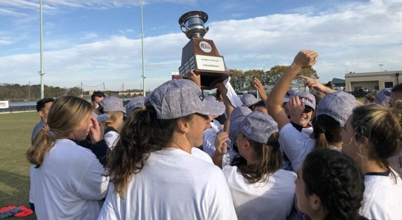 Navy Women's Soccer: 3 Reasons Why They Are the Reigning Patriot League Champions