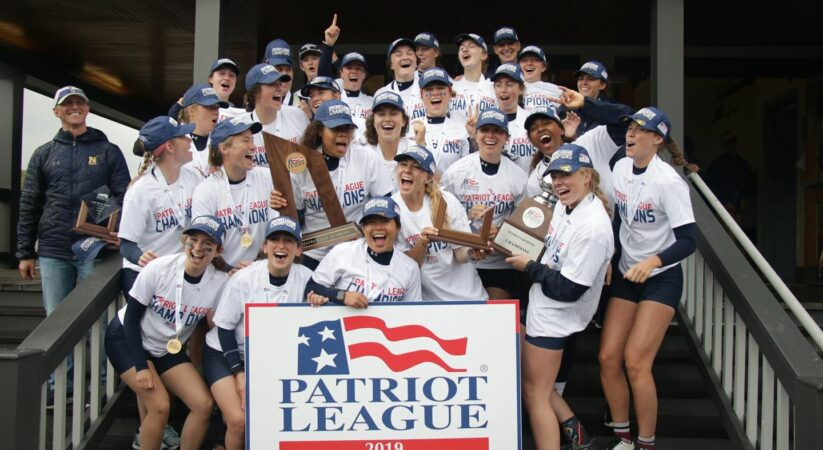 The 2019 Navy Women's Rowing Team – Masters of Swing