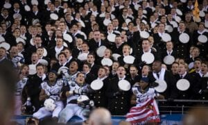 """The 2012 Army – Navy Game: How """"The Streak"""" Reached 11 (Even Though It Probably Should Have Ended at 10)"""
