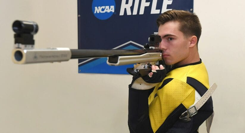 On Target: The Making of a Navy Rifle Athlete