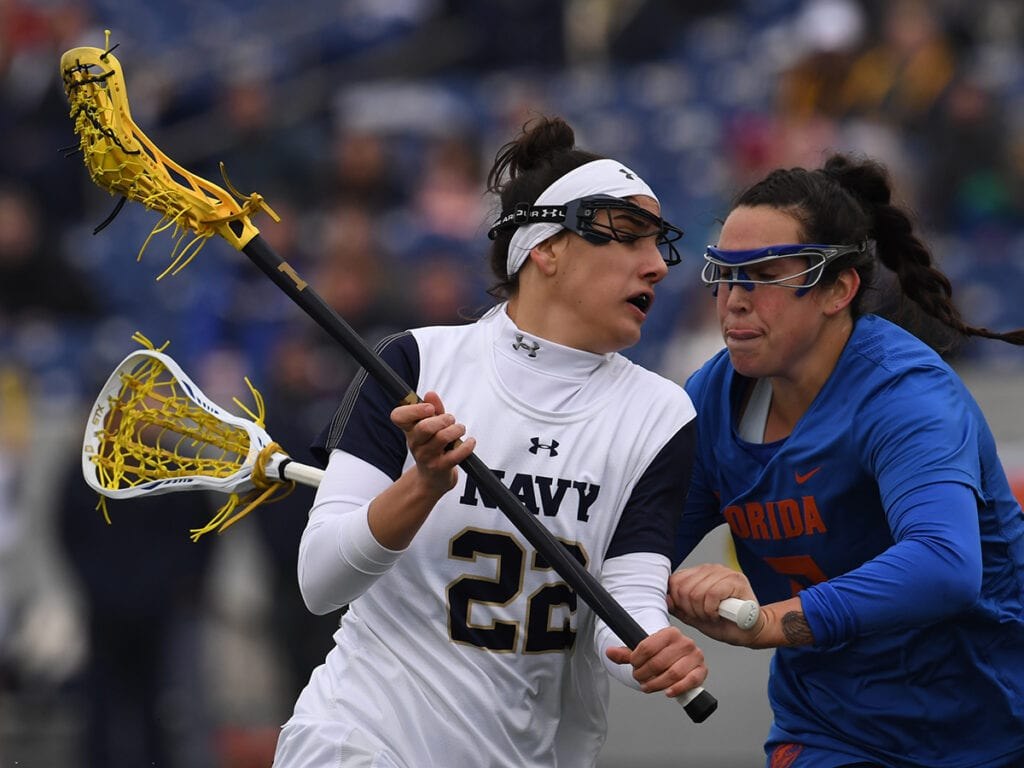 Navy Women's Lacrosse Preview - Moriah Snyder (A)