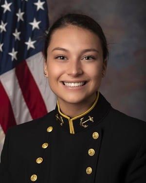 Navy Women's Lacrosse Preview - Isabelle Thornburg (M)
