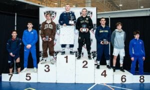 Serving Notice – Cary Kolat Delivers Big Time In His First Year As Navy's Wrestling Coach