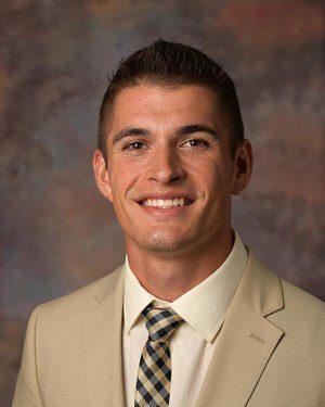Navy Track & Field Assistant Coach Joe Delgado
