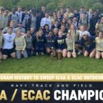 Undefeated – An Inside Look at the Navy Track & Field Team's Season of Dominance
