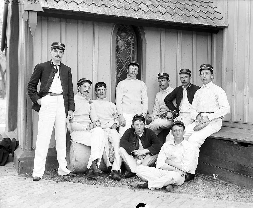 Baseball joined the Army-Navy Sports Series in 1901.