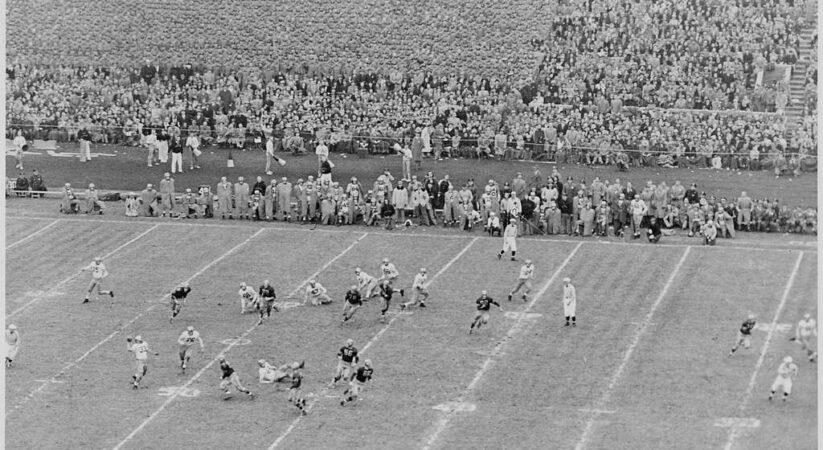 Here's Everything You Ever Wanted to Know About the All Time Army-Navy Sports Series
