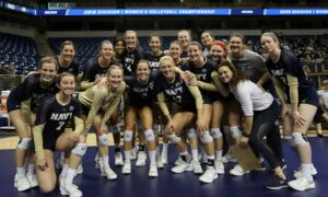 Major Breakthrough: How the Navy Volleyball Team Ended Their Patriot League Championship Drought